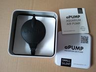 aPUMP  音のしないコンプレッサー 水族槽用の画像