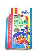 ひかり 海水魚のエサ 15g の画像