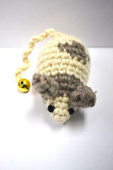 猫用おもちゃ パンダマウス(小)
